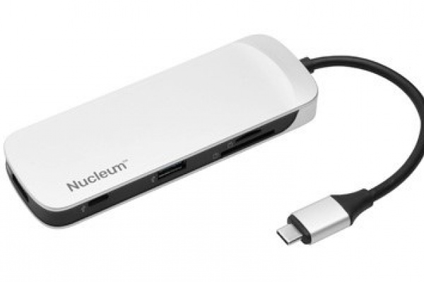 Kingston Digital presenta el hub USB 7 en 1 tipo C